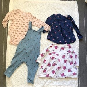 Old Navy 12-18 Month Fall Bundle